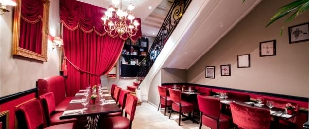 Restaurant Ragueneau - Paris