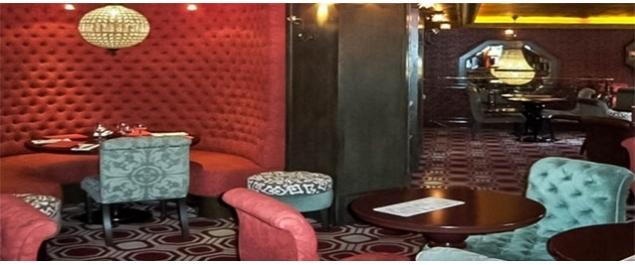 Restaurant Café Montparnasse - Paris