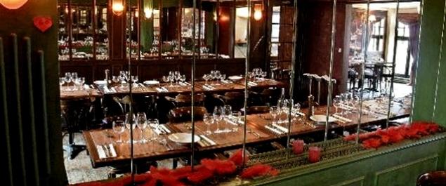 Restaurant La Quincaillerie - Bruxelles