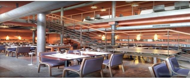 Restaurant La Manufacture - Bruxelles