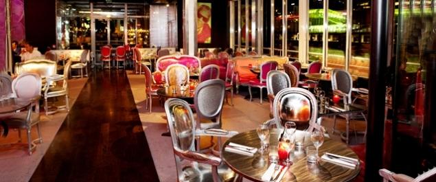 Restaurant Café Barge - Paris