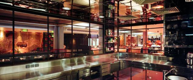 Restaurant Pin Up Kitchen - Paris
