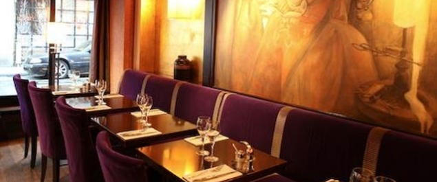 Restaurant Mucha Café - Paris