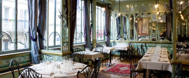 Restaurant bouillon racine french cuisine paris paris 6 me for Restaurant cuisine francaise paris