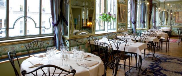 Restaurant Bouillon Racine - Paris