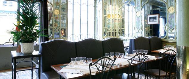 Restaurant Bouillon Racine - Paris