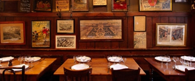 Restaurant Café Comptoir Abel - Lyon