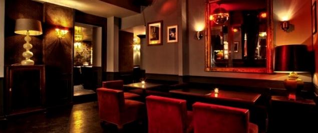 restaurant le chacha club inventive french cuisine paris paris 1er. Black Bedroom Furniture Sets. Home Design Ideas