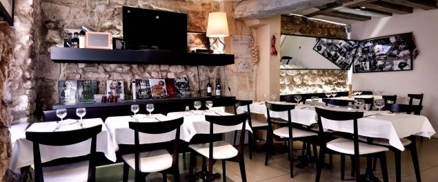 Positano Restaurant Paris Rue Des Canettes