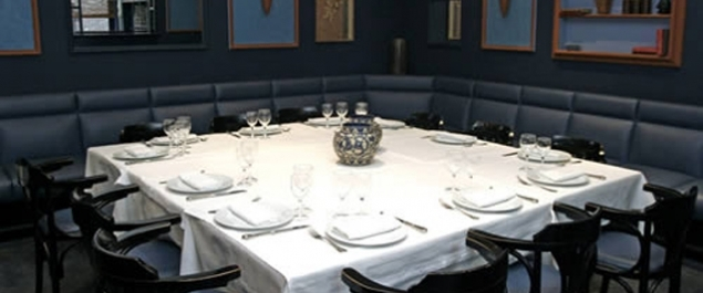 Restaurant L'Écume des Mers - Lille