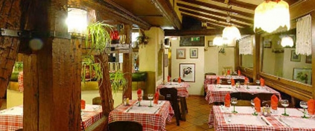 Restaurant Au Pont Saint-Martin - Strasbourg