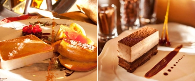 Restaurant Le Tire Bouchon Photo Desserts