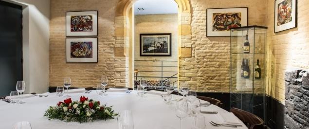 Restaurant L'Estaminet Gantois (Hôtel l'Hermitage Gantois *****) - Lille