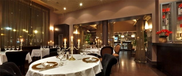 Restaurant Victoria Hall Photo Salle Principale