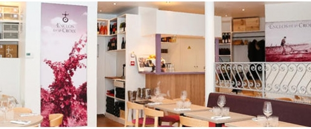 Restaurant Enclos de la Croix - Paris
