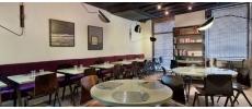 Restaurant Pino Grigrio Inventive Paris