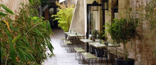 Restaurant Cru Photo Terrasse