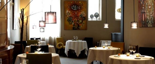 Restaurant Michel Sarran - Toulouse
