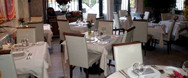 Restaurant Luc Salsedo - Nice
