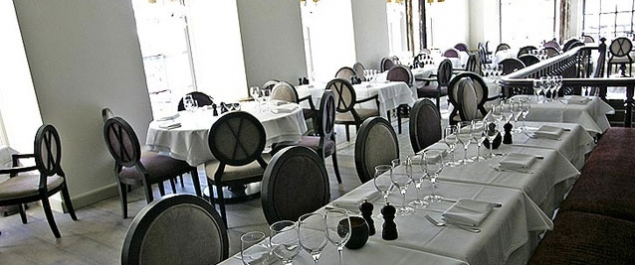 Restaurant Gaglio Photo Salle Principale