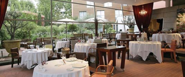 France recommended dinner restaurants in montpelier for Le jardin des sens