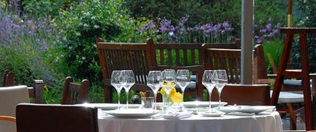 Restaurant le jardin des sens haute gastronomie montpellier for Restaurant jardin montpellier
