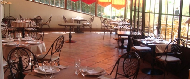 Restaurant Le Grand Arbre Photo Salle Principale
