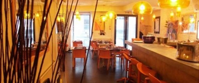 Restaurant Le Pearl Photo Salle Principale