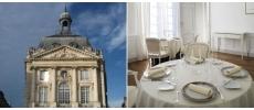 Le Gabriel Haute gastronomie Bordeaux
