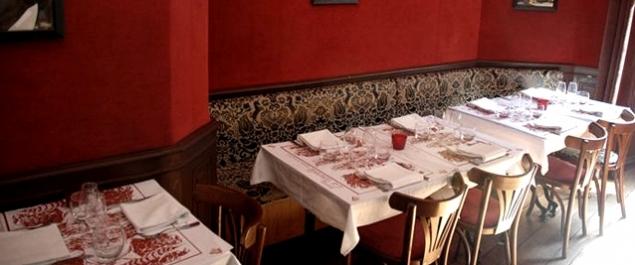 Restaurant La Tourelle - Rennes