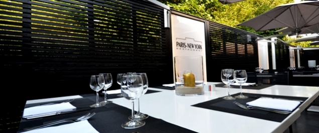 Restaurant Paris - New York - Rennes
