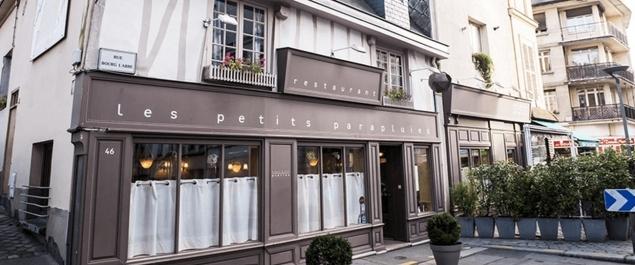 Restaurant Les Petits Parapluies - Rouen