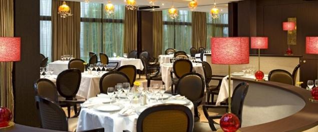Restaurant Le Restaurant de l'Hôtel Le Château Bourgogne - Dijon