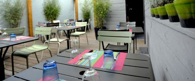 Restaurant La Cuisine Limoges Photo Terrasse
