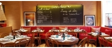 Restaurant Bistrot de Marius Traditionnel Paris
