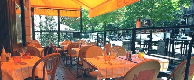 Restaurant le petit marius french cuisine paris paris 8 me for Noura alma marceau