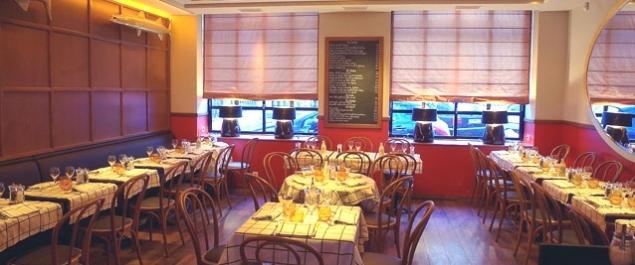 Restaurant Le Petit Marius - Paris