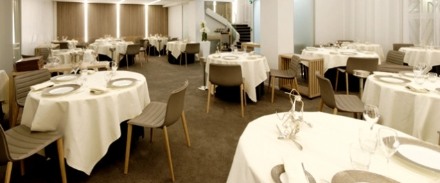 Restaurant le mill naire haute gastronomie reims for Restaurant reims le jardin