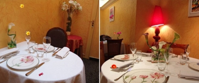 Restaurant La Vigneraie - Reims