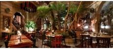 Restaurant Le Cirque (Ex Riad Nejma) Moroccan cuisine Paris