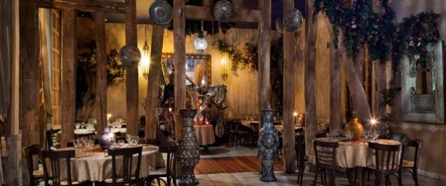 Restaurant Le Cirque (Ex Riad Nejma) - Paris