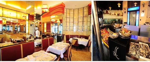 Restaurant La Lorraine - Paris