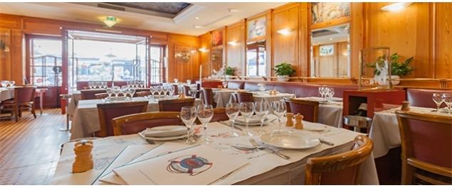 Restaurant bar andr fish and seafood la rochelle - Restaurant vieux port la rochelle ...