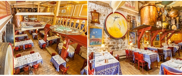 Restaurant Le Bar André - La Rochelle