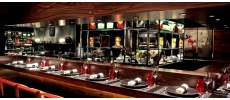 Restaurant L'Atelier de Joel Robuchon - Etoile Gastronomique Paris