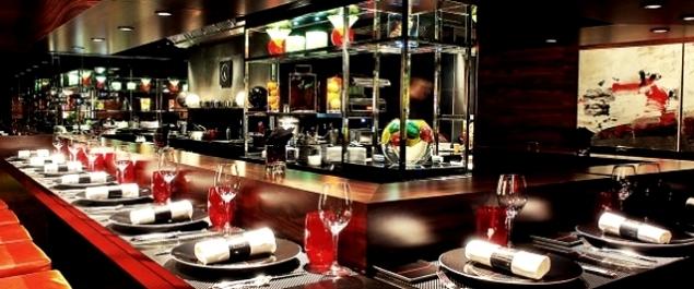 Restaurant L'Atelier de Joel Robuchon - Etoile - Paris