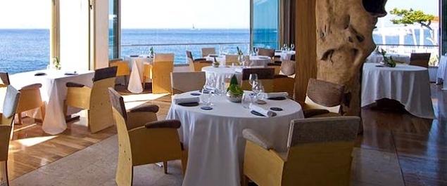 Restaurant le petit nice haute gastronomie marseille - Le petit nice bar marseille ...