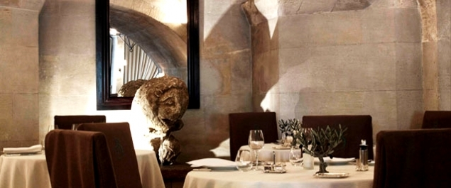 Restaurant L'Oustau de Baumanière - Les Baux-de-Provence