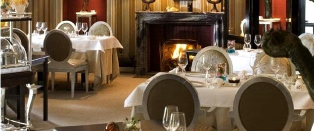 Restaurant Le Château de Beaulieu - Le Meurin - Busnes