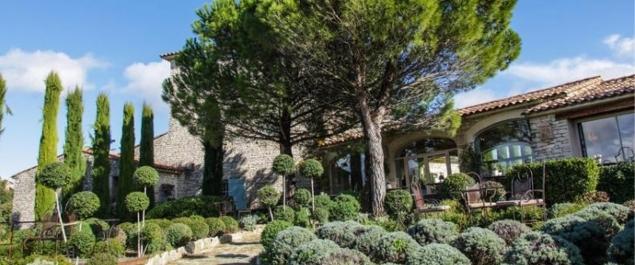 Restaurant La Bastide de Capelongue** - Bonnieux-en-Provence